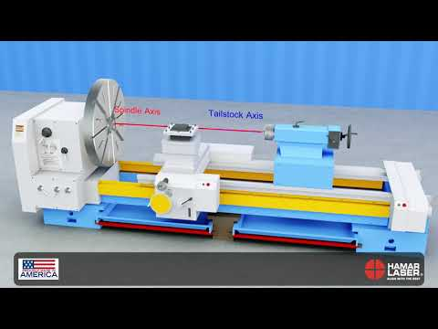 L-700 4-Axis Lathe Alignment System - Part 1 Capabilities and Specs
