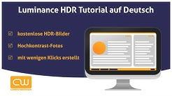 Luminance HDR Tutorial auf Deutsch