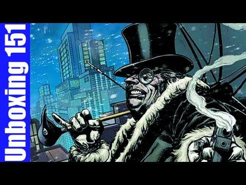 Villains Month 3D Covers Week 3, Penguin, Clayface, Infinity #3, more! Unboxing Wednesdays 151