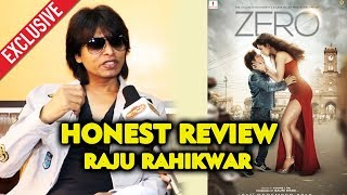 ZERO Movie Review By Shahrukh Khan DUPLICATE | Raju Rahikwar