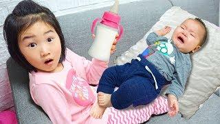 Boram chante Comptines Et Chansons pour À Bébé et jeu de glaces