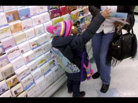 Rite Aid Birthday Card Dancing