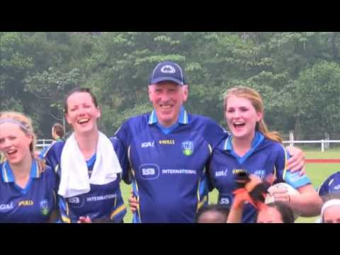 UCD International Ladies at the Fexco Asian Gaelic Games