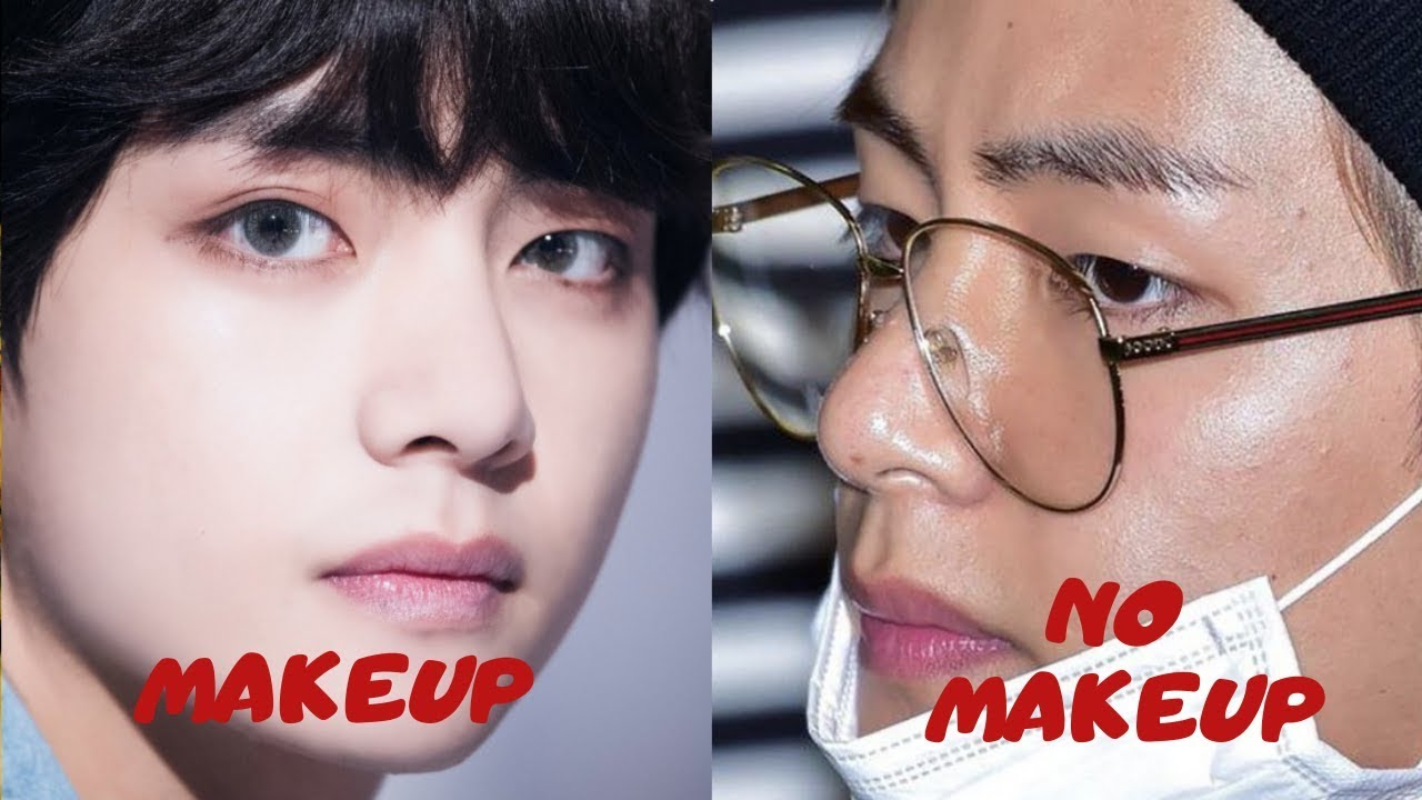 Here S How Each Bts Member Looks Without Makeup Youtube