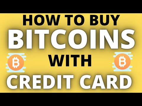 How To Buy Bitcoins With Credit Card - How I Buy Crypto With Credit Or Debit Card | StreamsOfWealth