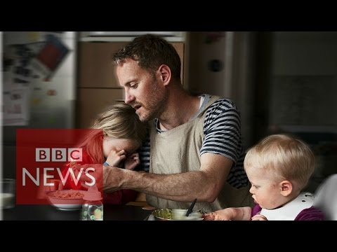 Sweden: Most father-friendly country in the world? BBC News