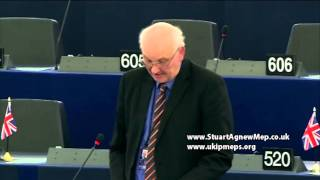 Internet Governance: A cover for state control? - UKIP MEP Stuart Agnew
