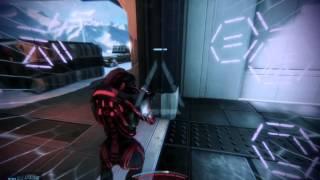 Geth Infiltrator White/reaper/gold Solo