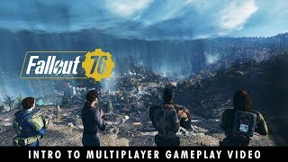 Baixar Fallout 76 – You Will Emerge! Introduction to Multiplayer Gameplay Video