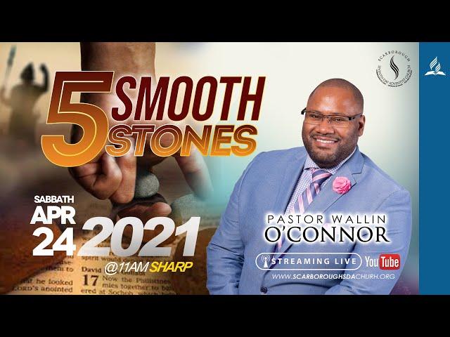 Sabbath Service || April 24, 2021 | Pastor Wallin O'Connor
