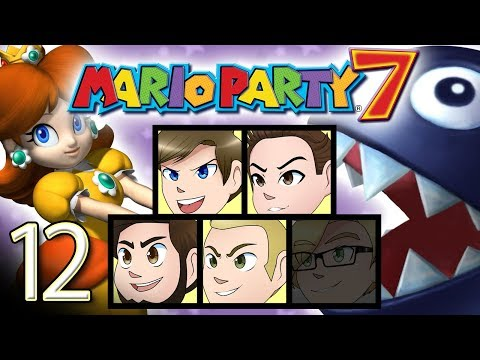 Mario Party 7: Return of Chain Chomp - Episode 12 - Friends Without Benefits
