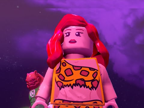 LEGO BATMAN 3 - Giganta FREE ROAM GAMEPLAY
