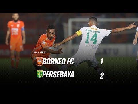 [Pekan 5] Cuplikan Pertandingan Borneo FC Vs Persebaya, 23 Juni 2019