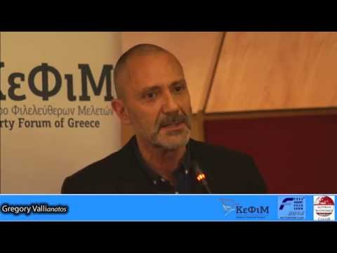 Free Market Road Show, Athens 2014 (part 5) (in English)
