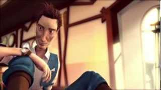BA (HONS) DE L'ANIMATION SHOWREEL 2014