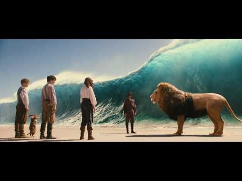 The Chronicles of Narnia: The Voyage of the Dawn Treader Tra