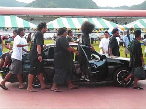 """Car Show 2009 American Samoa """"King of Bass"""""""