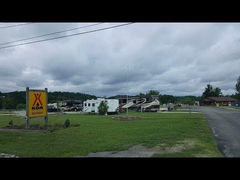 Huntington, WV - Ashland, KY KOA Campground