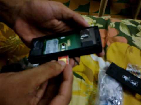 Nokia X6-16GB Unboxing
