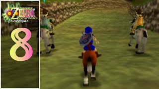 The Legend Of Zelda Majora's Mask Randomizer Episode 8 Horse Race