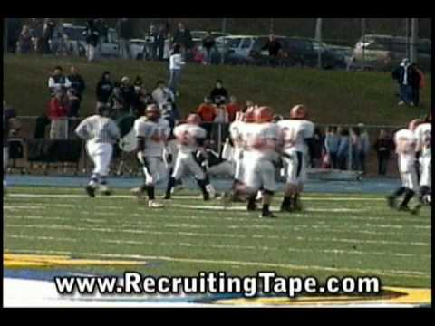 Knowshon Moreno High School Football Highlights Senior Year 2005 vs Middletown North