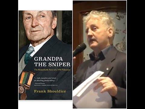 Grandpa The Sniper Frank Shouldice