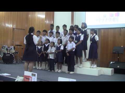 ERLC Choral Speaking Competition - Honest Horses
