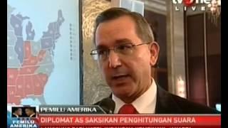 Acara Pemilu AS di Jakarta (November 7, 2012) - TV One