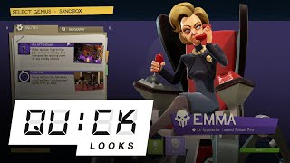 Evil Genius 2: World Domination: Quick Look (Video Game Video Review)