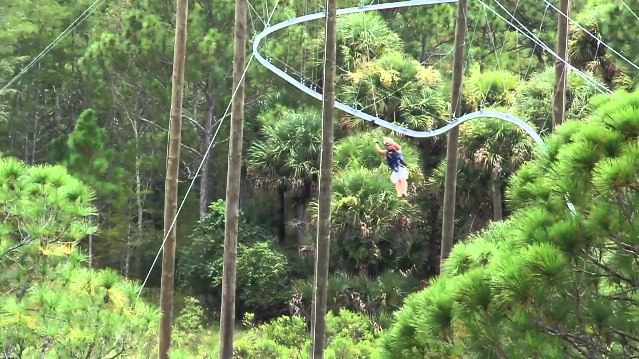 roller coaster zipline youtube