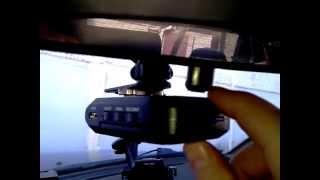 Крепление на присоске для видеорегистратора visiondrive