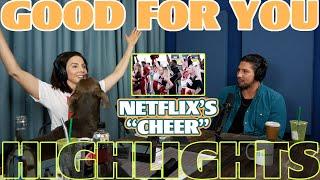 "Brendan Schaub talks ""Cheer"" with Whitney (GFY HIGHLIGHTS)"