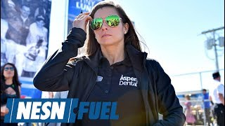 Danica Patrick Reportedly Considering Retirement After This Year