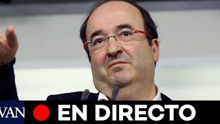 DIRECTO: Darias entrega a Iceta la cartera como nuevo ministro de Política Territorial