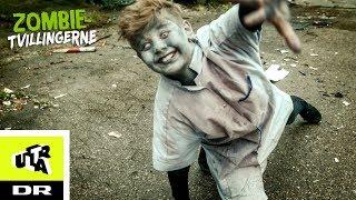 Er Elias uhyggelig nok som zombiebarn? | Zombie-tvillingerne Episode 4