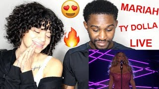 Mariah Carey ft Ty Dolla $ign The Distance Live On Jimmy Fallon REACTION! Jaz & Alex
