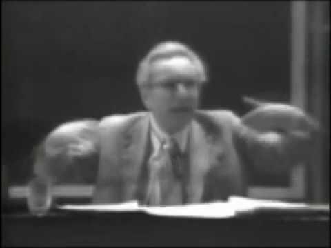 Фиктор Франкл. РУССКАЯ ОЗВУЧКА. Знаменитая речь 1972 года.