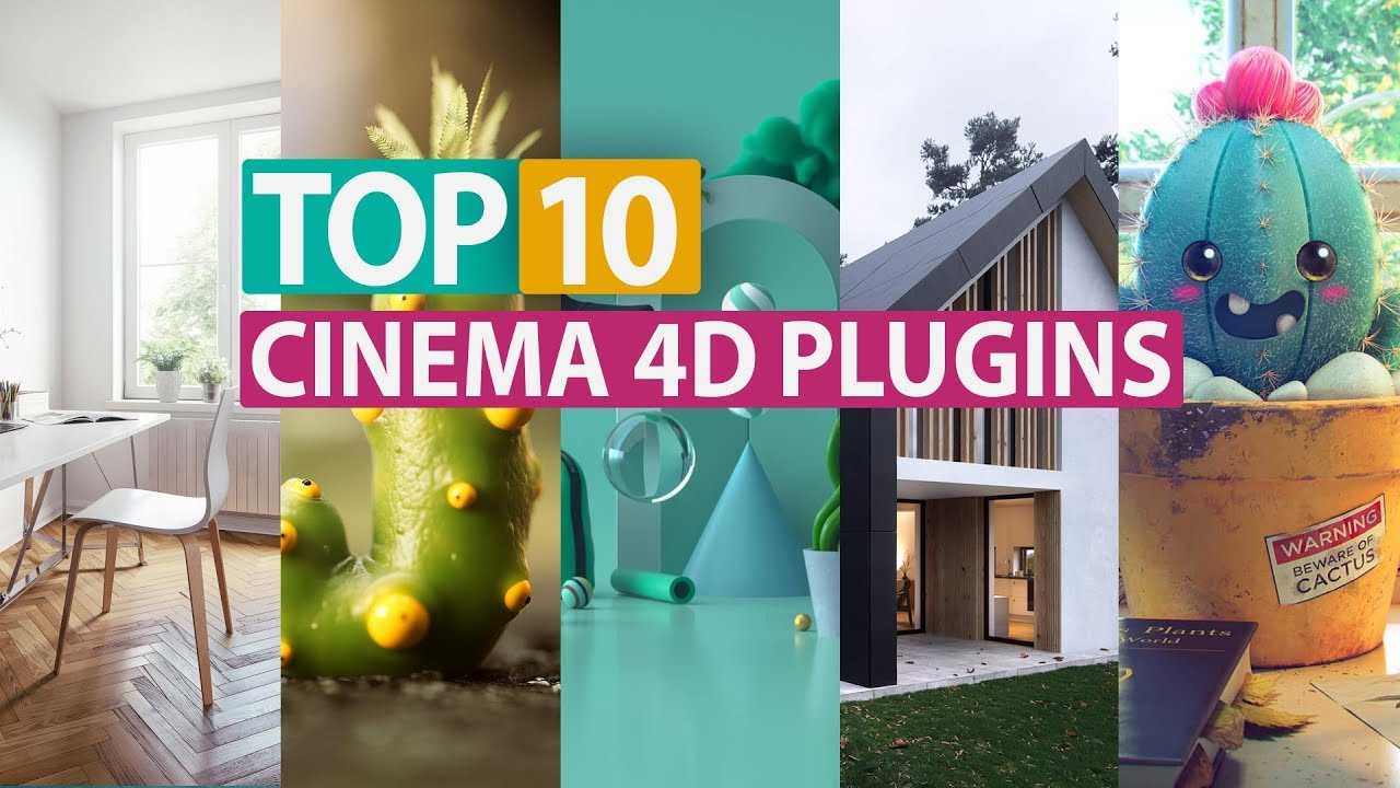 Cinema 4d House Builder Tool Plugin