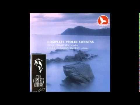 Edvard Grieg - The Complete Violin Sonatas