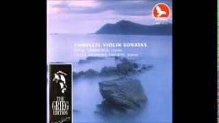 Edvard Grieg: The Complete Violin Sonatas