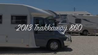 2013 Trakkaway 860
