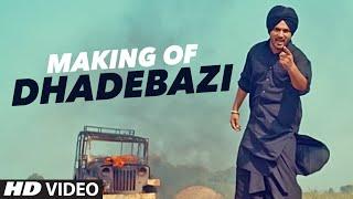 Viraj Sarkaria: Dhadebazi Song Making | Desi Routz | Latest Punjabi Song 2016