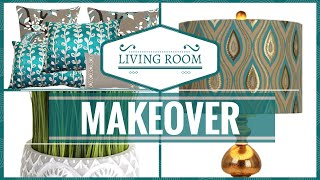 Home Decor Living Room Decorating Tips/makeover