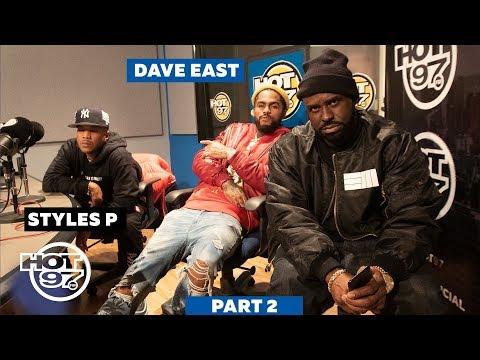 STYLES P & DAVE EAST | Funk Flex | #Freestyle112 PART 2