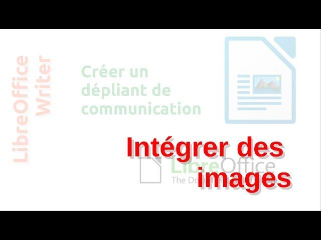Un dépliant de communication avec LibreOffice: #10