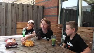 Wormerpranks #10 de Doritos roulette challenge ?!?!