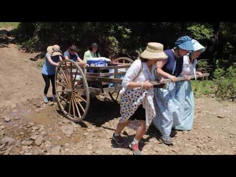 Liberty Stake Youth Trek 2017 - Women's Pull