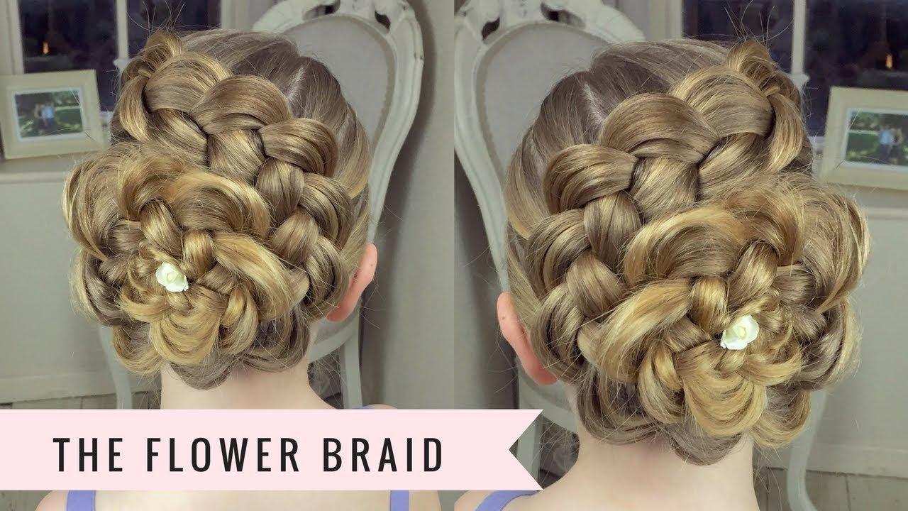 flower braid sweethearts