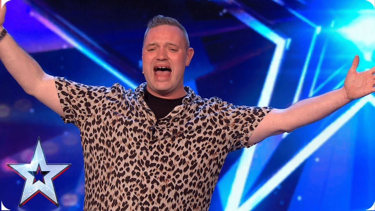 FIRST LOOK: Can funny magic man Graeme Mathews overcome his nerves? | BGT 2019