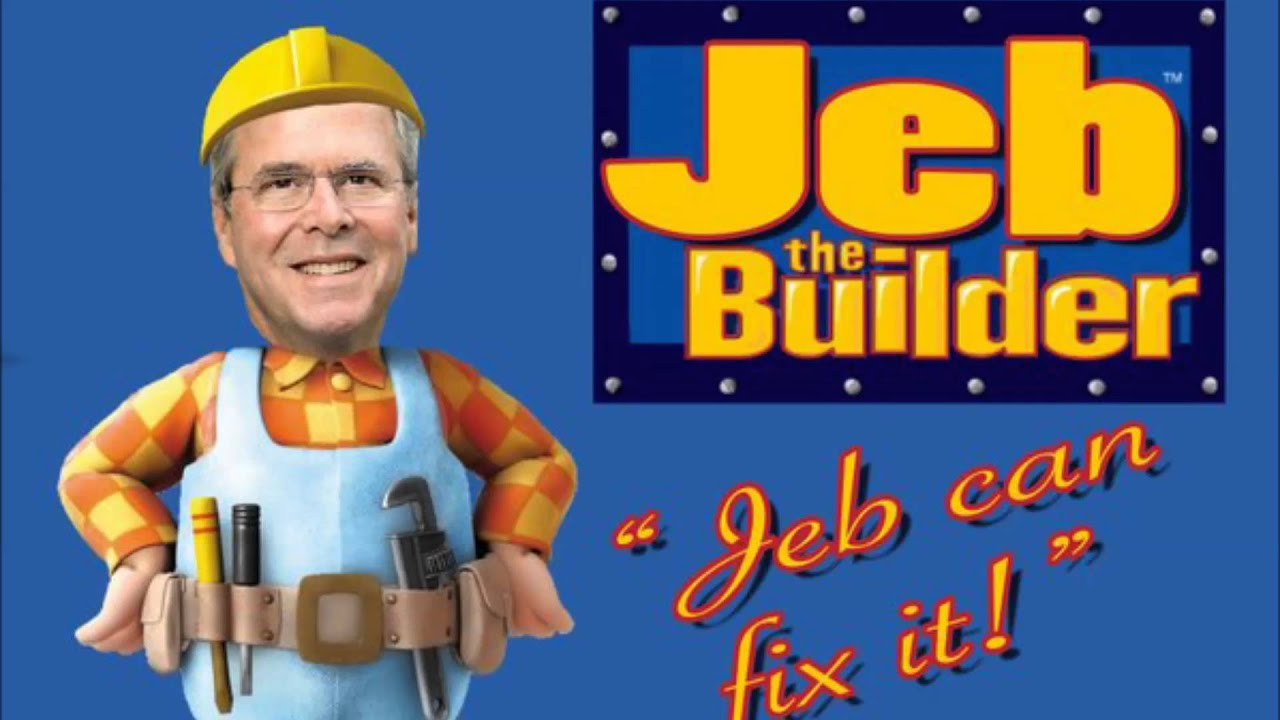 Can Jeb Fix It? Youtube